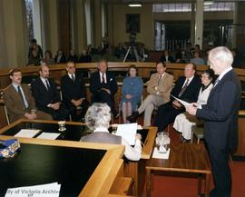 Mayor Peter Pollen and Council in Council Chambers