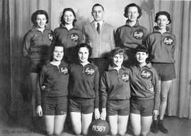 "Women's basketball team ""Unitys"""