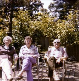 Nan Hutton, Cynthia C., and James K. Nesbitt, Nanoose