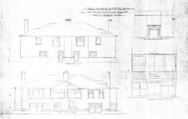 Duplex residence for Mrs. J. Faumenta