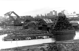 Sawmill at Bay and Government Street