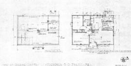 Wartime Housing Limited : Victoria, B.C. : Project No. 2. : house type H 22B