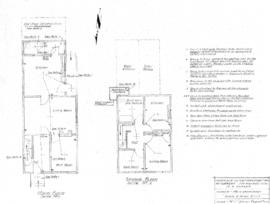 Proposed alterations & additions to convert 773 Hillside Ave. to a duplex