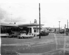 2504 Government Street. Texaco gas station