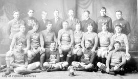 James Bay Athletic Association (J.B.A.A.) rugby team