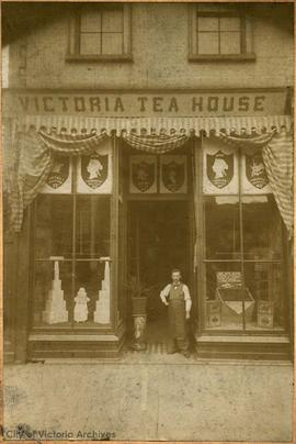 Victoria Tea House, 79 Government Street