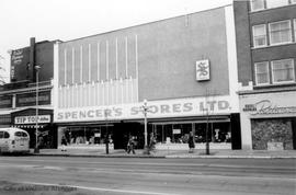 1416-1420 Douglas Street. Spencer's Stores Ltd.