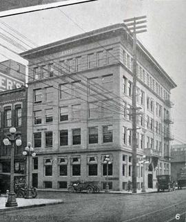 Victoria Times Building