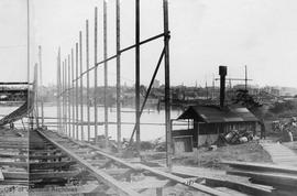 Point Ellice Yard of the Foundation Shipyard Co. Ltd. Part 6 of a 6 part panorama
