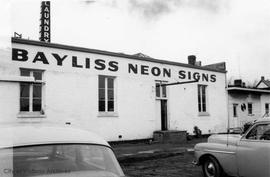 2517-1519 Rock Bay Avenue. Bayliss Neon Signs