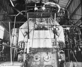 Victoria Gas Works, Yarway Water Frigate, boiler No. 7