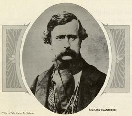 Richard Blanshard, first Governor of Vancouver Island