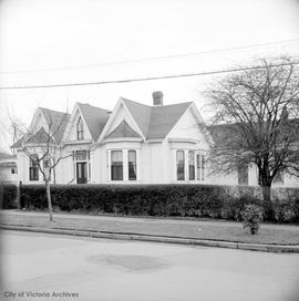 Robert Ward family home at 1263 Richardson Street