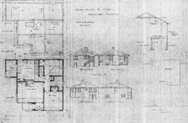 Proposed residence for J. Day, Selkirk Ave., Victoria, B.C.