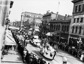 Parade on Government Street