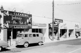 1720-1740 Douglas Street. Johnny-On-The-Spot cleaners