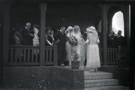 Wedding of Miss Catherine Fraser at 800 St. Charles Street