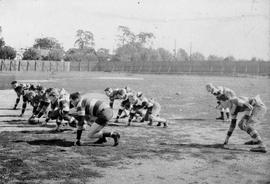 Football at Royal Athletic Park