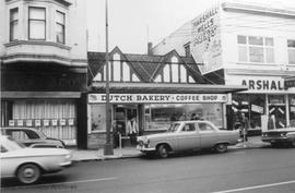 718 Fort Street. Dutch bakery and coffee shop