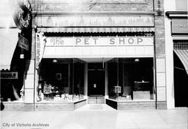 The Pet Shop, 1412 Douglas Street
