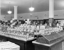 Kersey's display at F.W. Woolworth Co.