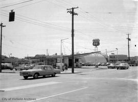 1021 Hillside Avenue. Pacific 66 gas station
