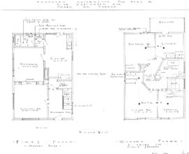 Proposed alterations for home