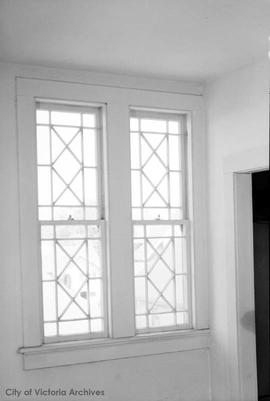 Window in unidentified house