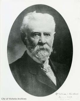 William J. Macdonald, Mayor 1867