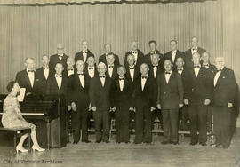 Arion Male Voice Choir, music festival