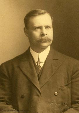 W.S. Goodwin, Arion Choir president, 1907-1908