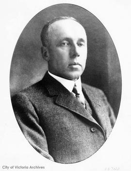 Albert E. Todd, Mayor 1917-1918