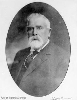 Charles Hayward, Mayor 1900-1902