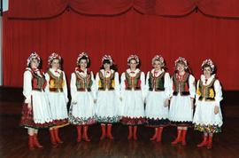 Unidentified Polish dancing group