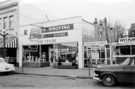917 Fort Street. Victoria Roofing Ltd.