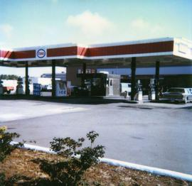 2735 Douglas Street, gas station