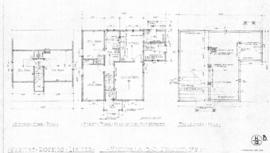 Wartime Housing Limited : Victoria, B.C. : Project No. 2. : house type H 12B