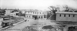 Panorama of Bastion Square and Wharf Street