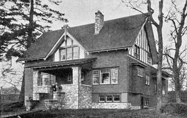 1528 Cold Harbour Road, residence of H.M. Billings