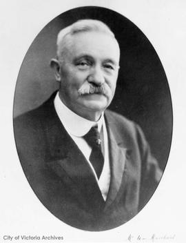 William Marchant, Mayor 1922