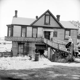 Capt. Jacobsen family home and wharf on Head Street, Esquimalt?