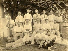 5th Regiment cricket team