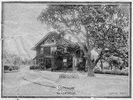 """Clonmore [sic] House"", 1603 Rockland Avenue. Albert E. McPhillips residence"