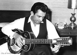 Johnny Cash at the Royal Theatre