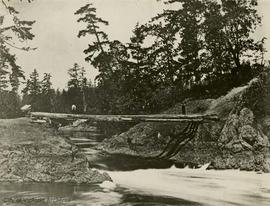 Gorge Bridge (no. 1), built 1848