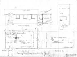 Proposed Boys Club, Victoria Optimist Club, Fairfield Rd., Victoria, B.C.