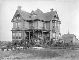 648 St. John Street (later Pendray) Home of Charles E. Redfern, jeweler and Mayor