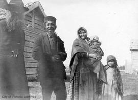 First Nations at Fort Vermillion, Alberta