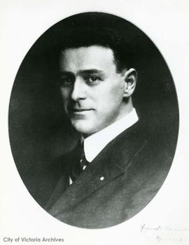 Reginald Hayward, Mayor 1923-1924