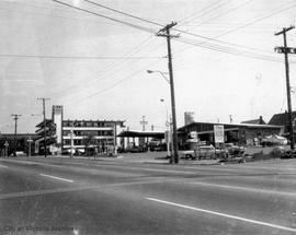 2223 Douglas Street. Shell gas station